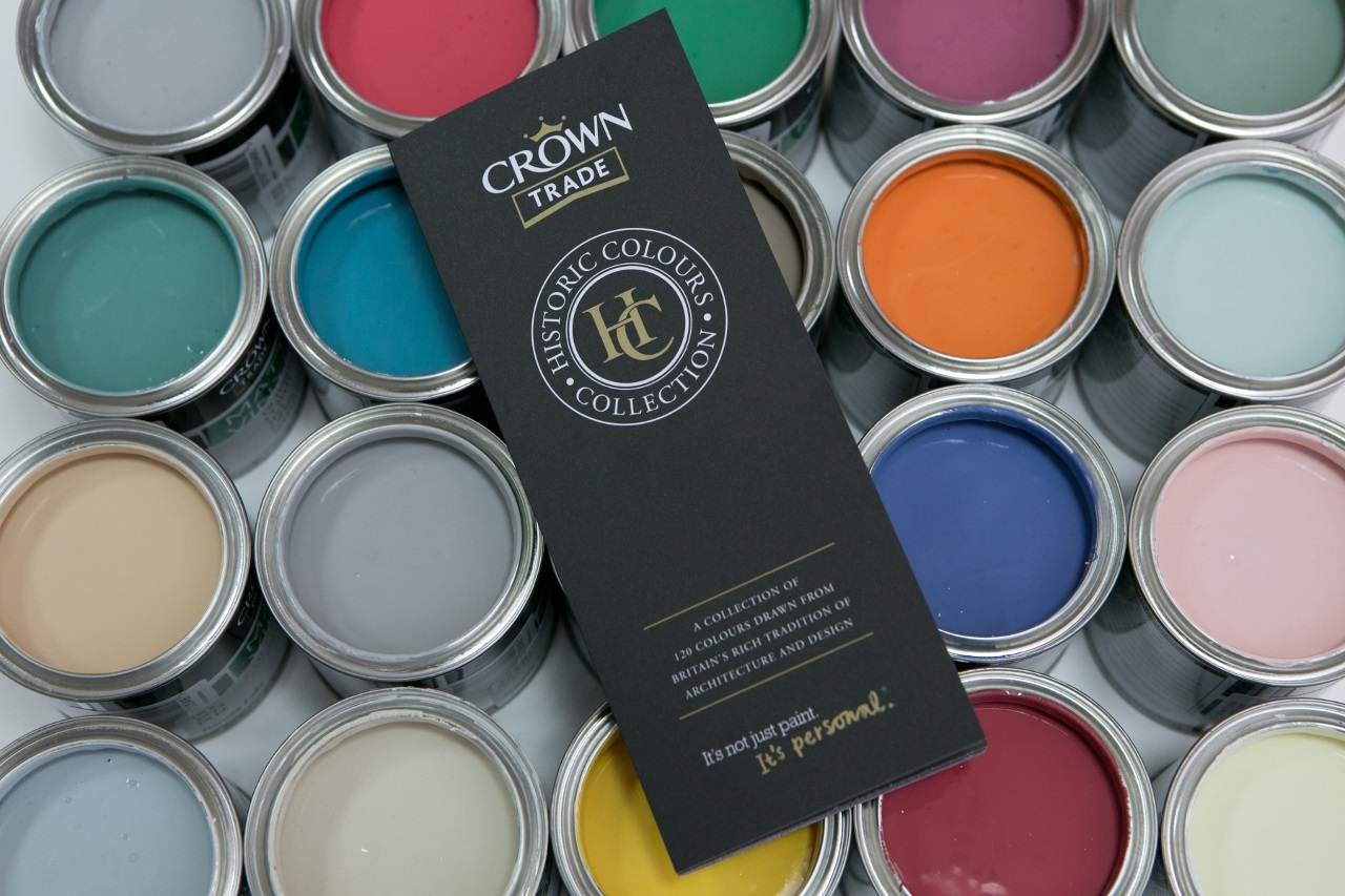 The Crown Trade Historic Colour Collection – Authentic
