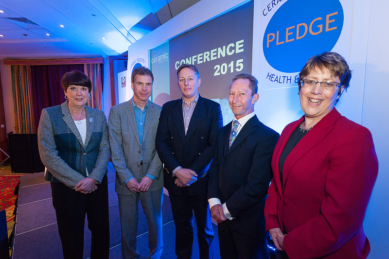 Ceramic Industry Health & Safety ledge  Conference 2015