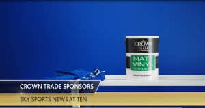 Sky Sports -  Crown Trade Colour